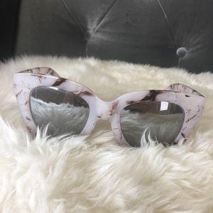 Quay 'Sugar and Spice' Sunglasses